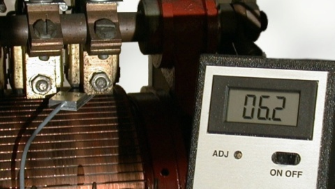 Brush-pressure measuring units
