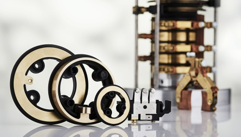Modular slip ring systems